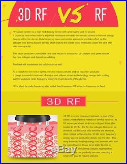 2016 RF Vacuum Cavitation Slimming RF Weight Loss Skin Care Machine Ultrasonic h