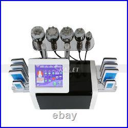 2020 New Ultrasonic Cavitation Lipo RF Vaccum Slimming Body Weight Loss Machine