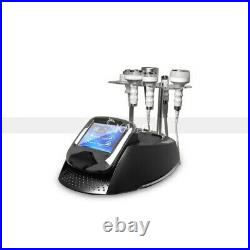 2021 80k Cavitation Ultrasonic Vacuum RF Body Massage Sculpting Slimming Machine