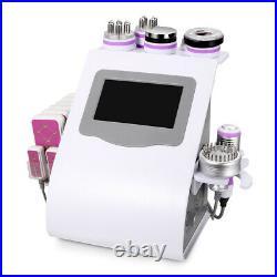 2021 9IN1 Ultrasonic Cavitation 40K Vacuum RF Body Slimming Cellulite Machine