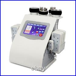 220V Ultrasonic lipo cavitation machine body countering RF Laser slim Machine EU