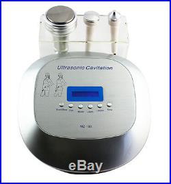 2IN1 Ultrasonic Liposuction Cavitation Slimming Weight Loss Machine Fat Lose Bes