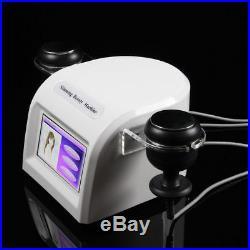 2 Probes Slimming Body Shaping Massage 25K 40K Ultrasonic Cavitation Machine DHL