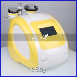 2 probes 40/25KHZ Ultrasound Ultrasonic Cavitation Weight Loss Slimming Machine