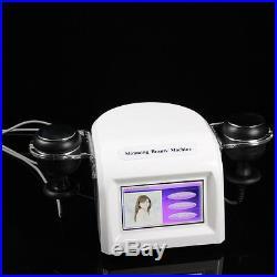 2in1 25Khz + 40Khz Ultrasound Ultrasonic Cavitation Weight slimming Machine