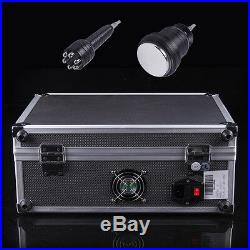 2in1 Portable 40K Ultrasonic Cavitation RF Radio Frequency Slimming Machine