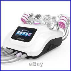 30K Ultrasonic Cavitation Lipo Laser Lipolysis Weight Loss Body Slimming Machine