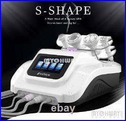 30K Ultrasonic Cavitation Machine Fat Slimming Vacuum RF Anti-Cellulite EL Toner