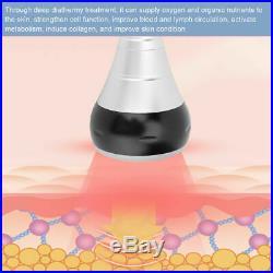 3IN1 RF 40K Ultrasonic Blasting Cavitation Beauty Machine Skin Lifting Fat Loss