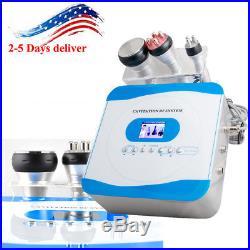 3-1 Ultrasonic 40K Cavitation Radio Frequency Slim SPA Tripolar Power Machine US