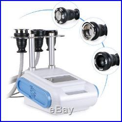 3-1 Ultrasonic Focus Cavitation 40K Vacuum RF Vacuum Slim Machine Weight Loss