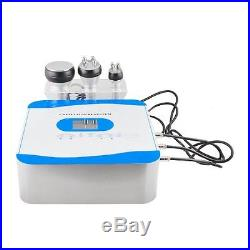 3 IN1 40000Hz Ultrasonic Cavitation RF Radio Frequency Slim Fat Burning Machine