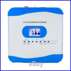 3 IN1 40KHz Ultrasonic Cavitation RF Radio Frequency Slim Fat Burning Machine