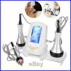 3 IN1 40K 50W RF Ultrasonic Cavitation Machine Body Slimming Skin Lifting Beauty