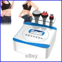 3 IN 1 Ultrasonic Cavitation RF Radio Frequency Vacuum Body Slim Machine Massage