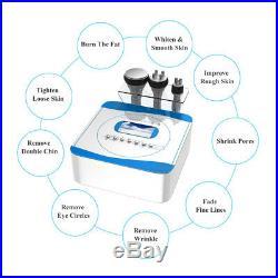 3 IN 1 Vacuum RF Ultrasonic Cavitation 40K RF Cooling Treatment Slimming Machine