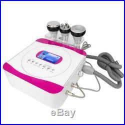 3 In1 40K Ultrasonic Cavitation Radio Frequency RF Weight Loss Salon Machine