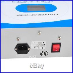 3 In1 Ultrasonic Cavitation RF Radio Frequency Slim Fat Burning Beauty Machine