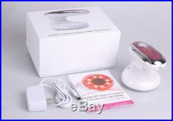 3 In 1 RF Slimming Ultrasonic Cavitation Weight Loss Machine Fat Reduce Cellulit