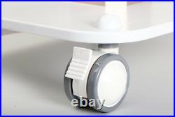 3-Layer Pro Trolley Cart Stand For Ultrasonic Cavitation RF Beauty Spa Machine