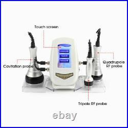 3 in 1 40K Ultrasonic Cavitation Weight Loss Body Slimming Beauty Machine US