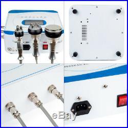 3 in 1 Cavitation Ultrasonic RF Radio Frequency Multipolar Body Massager Machine