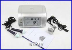 3 in 1 Portable 40K mini Cavitation Slimming Machine Ultrasound Supersonic