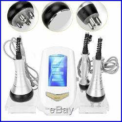 3 in 1 Vacuum Ultrasonic Cavitation Radio Frequency RF Body Massager Machine GL