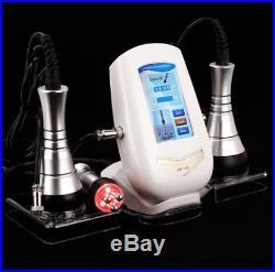 3 in 1 ultrasonic cavitation and radio frequency machine