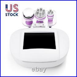 3in1 40K Cavitation Ultrasonic RF Radio Frequency Body Slimming Machine US stock