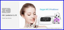 3in1 40K Ultrasonic Cavitation RF Radio Frequency Fat Burning Slimming Machine