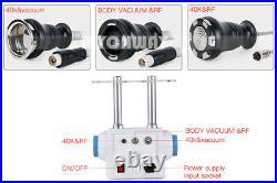 3in1 Cavitation Ultrasonic Body Slimming Vacuum Fat Removal RF Skin Lift Machine