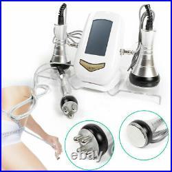 3in1 Pro Vacuum Ultrasonic Cavitation Radio Frequency Body Slimming Machine 40k