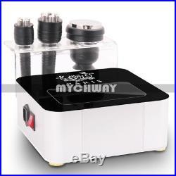 3in1 Ultrasonic Cavitation 2.0 Unoisetion Radio Frequency Anti Cellulite Machine