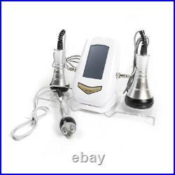 3in1 Ultrasonic Cavitation RF Body Slimming Lifting Massager Beauty Machine 40K