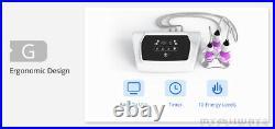 3in1 Ultrasonic Cavitation Radio Frequency RF Body Slimming Beauty Machine Spa
