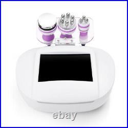 3in1 Ultrasonic Cavitation Sextupole RF Radio Frequency Body Slimming Machine