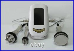 3in-1 Ultrasonic Cavitation RF Body Slimming Beauty Massager Anti-aging Machine
