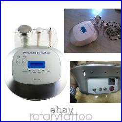 40000HZ Ultrasonic Cavitation Bipolar Vacuum RF Body Sculpting slimming machine