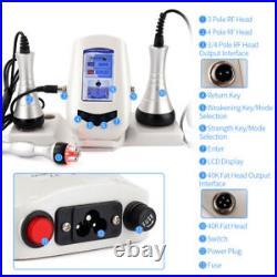 40KHz RF Ultrasonic Cavitation Body Slimming Skin Tightening Beauty Home Machine