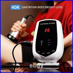 40KHz Ultrasonic Cavitation Fat Burning Body Sculpting Anti Cellulite Machine