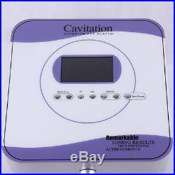 40KHz Ultrasonic Cavitation RF Radio Frequency Fat Burning Weight Loss Machine