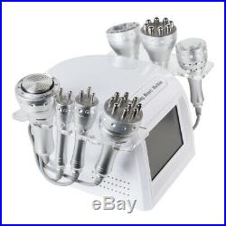 40K Body Slim Skin Tighten Care Ultrasonic Vacuum Cavitation Fat Removal Machine