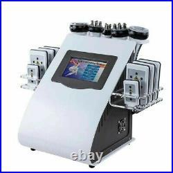 40K Cavitation Machine Ultrasonic Radio Frequency Body Slimming Vacuum Cellulite