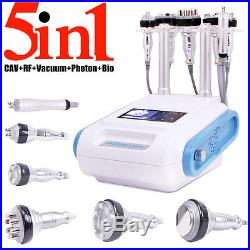 40K Cavitation Ultrasonic Photon Vacuum RF Bio Cellulite Machine Slimming Beauty