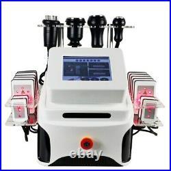 40K Cavitation Ultrasonic RF Radio Frequency Multipolar Vacuum Laser Machine