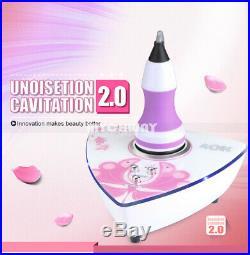 40K Cavitation Ultrasonic Weight Loss Body Shape Slimming Skin Lifting Machine