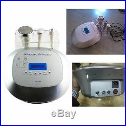 40K RF Ultrasonic Cavitation Radio Frequency Slim Fat Burner Loss Weight Machine