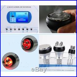 40K Ultrasonic Cavitation 3 IN 1 Radio Frequency Body Slimming Vacuum RF Machine