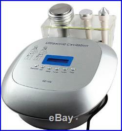 40K Ultrasonic Cavitation Cold Heat Radio Frequency RF Body Slimming Machine Spa